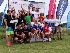 Soutěž týmů - Sporticus & Partner Elit na 1. i 3. místě