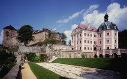 Bečovský zámek a hrad