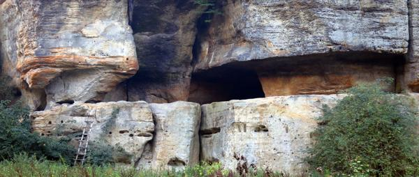 Loupežnická jeskyně Klemperka